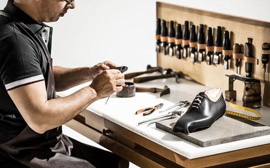 Fabrication et métiers : chaussures