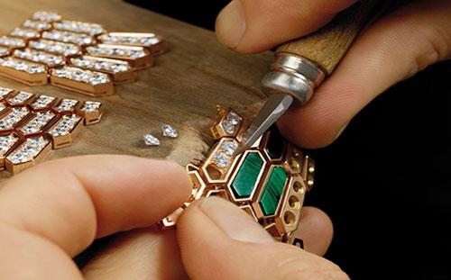 Rubrique Fabrication et métiers de la bijouterie