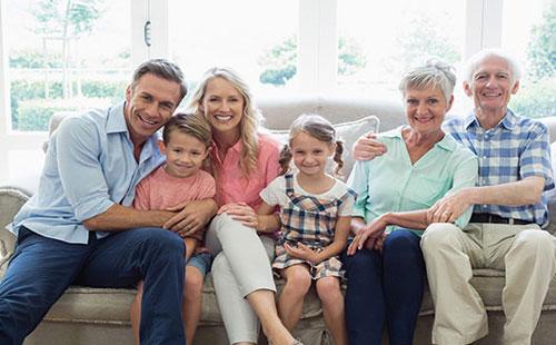 Rubrique savoir-vivre : famille