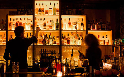Rubrique Bars cocktails