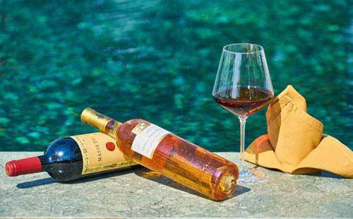 Rubrique Boissons alcoolisées vins