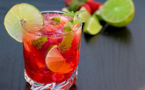 Rubrique Boissons : Cocktails sans alcool